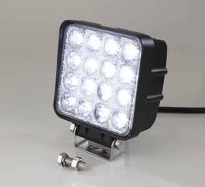 LED-Arbeitsscheinwerfer 48 Watt im 2er Set