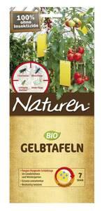 BIO Gelbtafeln, 7 Stück Naturen