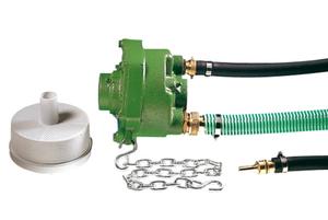 Zapf-Wellen-Pumpe - Hochdruckpumpe mit Selbstansaugung Göbel
