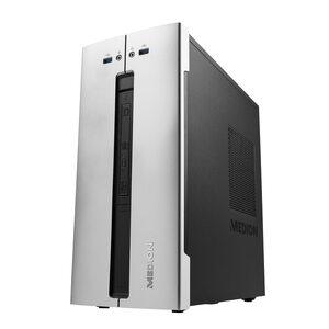 MEDION AKOYA® E42013, Intel® Core™ i3-9100, Windows10Home, 256 GB SSD, 1 TB HDD, 8 GB RAM, Einsteiger PC