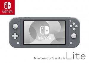 Nintendo Switch Lite grau ,  Handheld