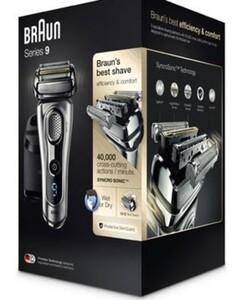 Braun Herrenrasierer Braun 9291 CC ,  Braun Series 9 ist außerordentlich sanft zu Ihrer Haut