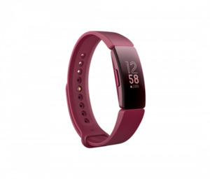 Fitbit Fitnessarmband Inspire ,  Sangria (dunkelrot)