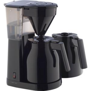 Melitta Kaffeeautomat Easy inkl. 2 Thermoskannen ,  schwarz