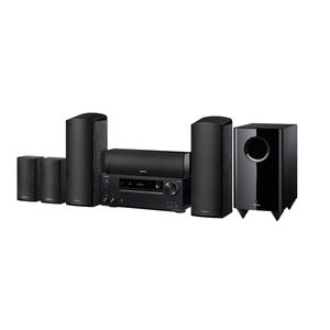 ONKYO HT-S7805 (schwarz) - 5.1 Heimkinosystem (160W/Kanal, LAN, WLAN, Bluetooth, HDMI, USB, FlareConnect)