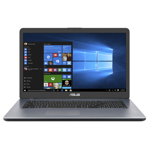 "Asus VivoBook F705UA-BX305T / 17.3"" HD+ Display / Intel Core i5-8250U / 8GB DDR4 RAM / 1TB HDD + 256GB SSD / Win10"