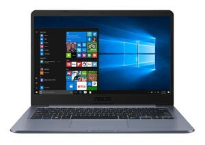 "Asus E406MA-EK072TS / 14"" Full-HD / Intel Celeron N4000 / 4GB DDR4 / 64GB / Windows 10 S"