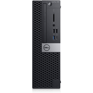 Dell OptiPlex 7060 SFF M14GT - Intel i7-8700, 8GB RAM, 256GB SSD, Intel UHD Grafik 630, Win10