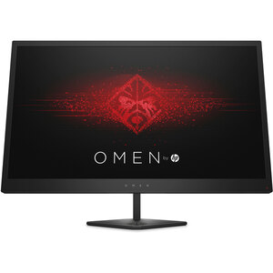 OMEN by HP 25 Display - 62 cm (24,5 Zoll), LED, AMD FreeSync, 144 Hz, 1ms, DisplayPort, 2x HDMI, USB-Hub