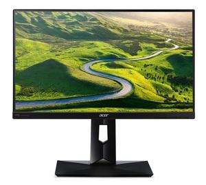 Acer CB241HYbmdpr - 60 cm (23,8 Zoll), LED, IPS-Panel, Höhenverstellung, Pivot, Lautsprecher, DisplayPort