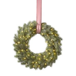 LED-Weihnachtskranz