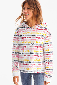 Here and There         Sweatshirt