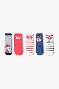 Baby Club         Minnie Maus - Baby-Socken - 5 Paar