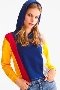 Clockhouse         Sweatshirt - gestreift