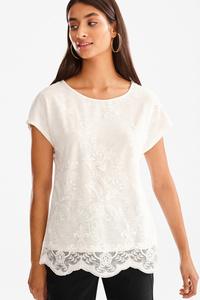 Canda         T-Shirt - Glanz Effekt