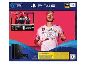 SONY PlayStation 4 PRO 1TB schwarz inkl. FIFA 20 (PS4)