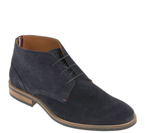 Tommy Hilfiger Business-Schuh - ESSENTIAL SUEDE BOOT