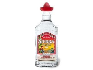 Sierra Tequila Silver 38% Vol