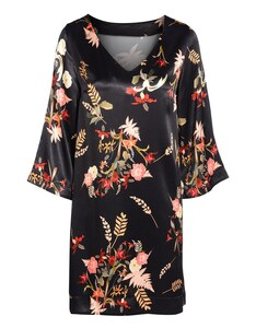 Viventy - Kleid aus Viskose-Seiden-Mischung mit floralem Druck