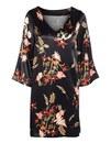 Bild 1 von Viventy - Kleid aus Viskose-Seiden-Mischung mit floralem Druck