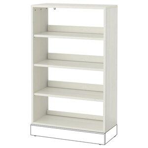 HAVSTA                                Regal, weiß, 81x123x35 cm