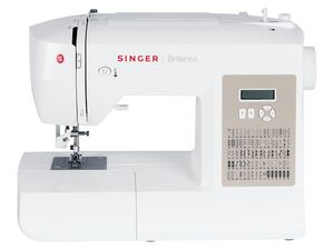 SINGER Nähmaschine Brilliance 6180