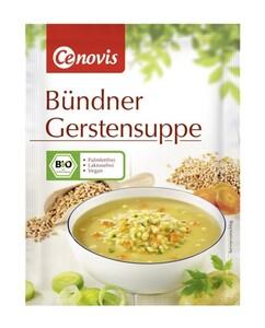 Cenovis Bio Bündner Gerstensuppe 60 g