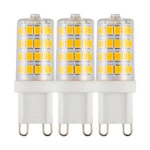 Boxxx LED-LEUCHTMITTEL G9 3,5 W, Weiß
