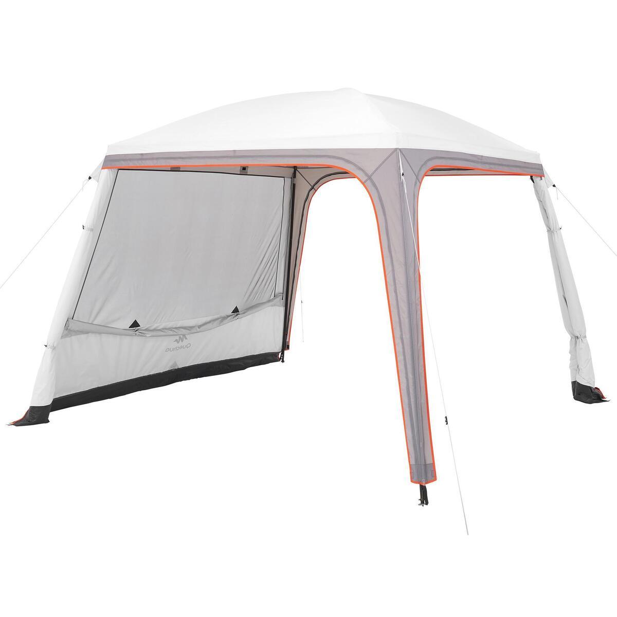 Bild 4 von Pavillon Arpenaz 3 נ3 m mit Türen 10 Personen Camping LSF 50+ Fresh&Black weiß