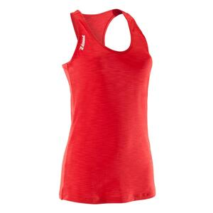 Technisches Kletter-Top Edge Damen rot