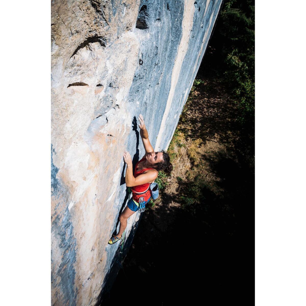 Bild 2 von Technisches Kletter-Top Edge Damen rot
