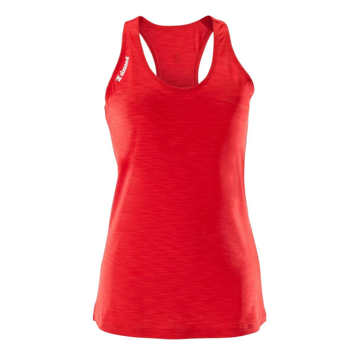 Bild 3 von Technisches Kletter-Top Edge Damen rot
