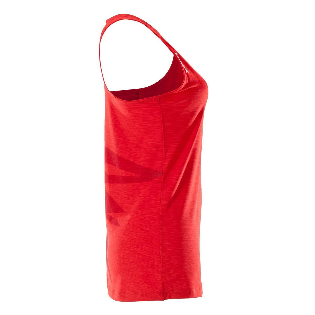 Bild 4 von Technisches Kletter-Top Edge Damen rot