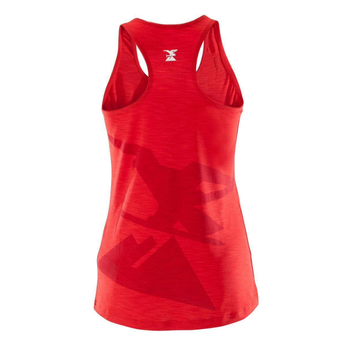 Bild 5 von Technisches Kletter-Top Edge Damen rot