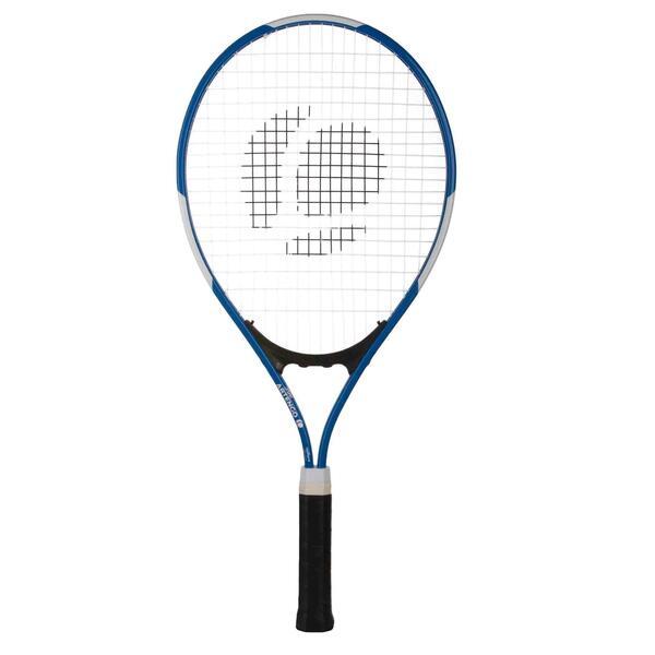 Tennisschläger TR100 Kinder 21 besaitet blau