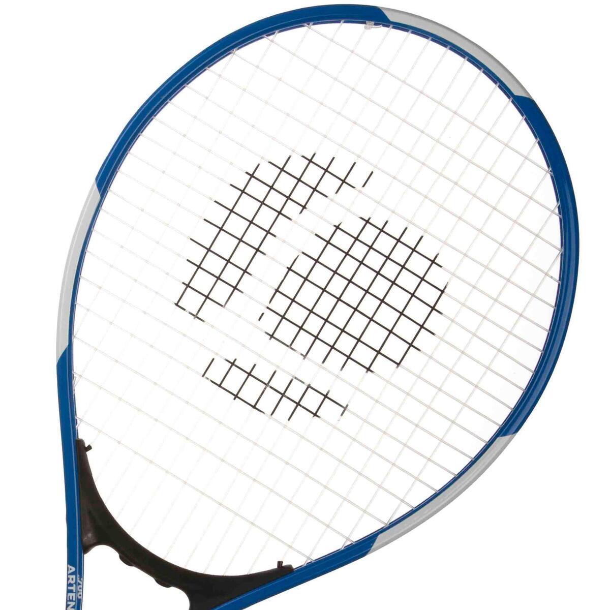 Bild 2 von Tennisschläger TR100 Kinder 21 besaitet blau