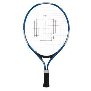 Tennisschläger TR100 Kinder 19 besaitet blau