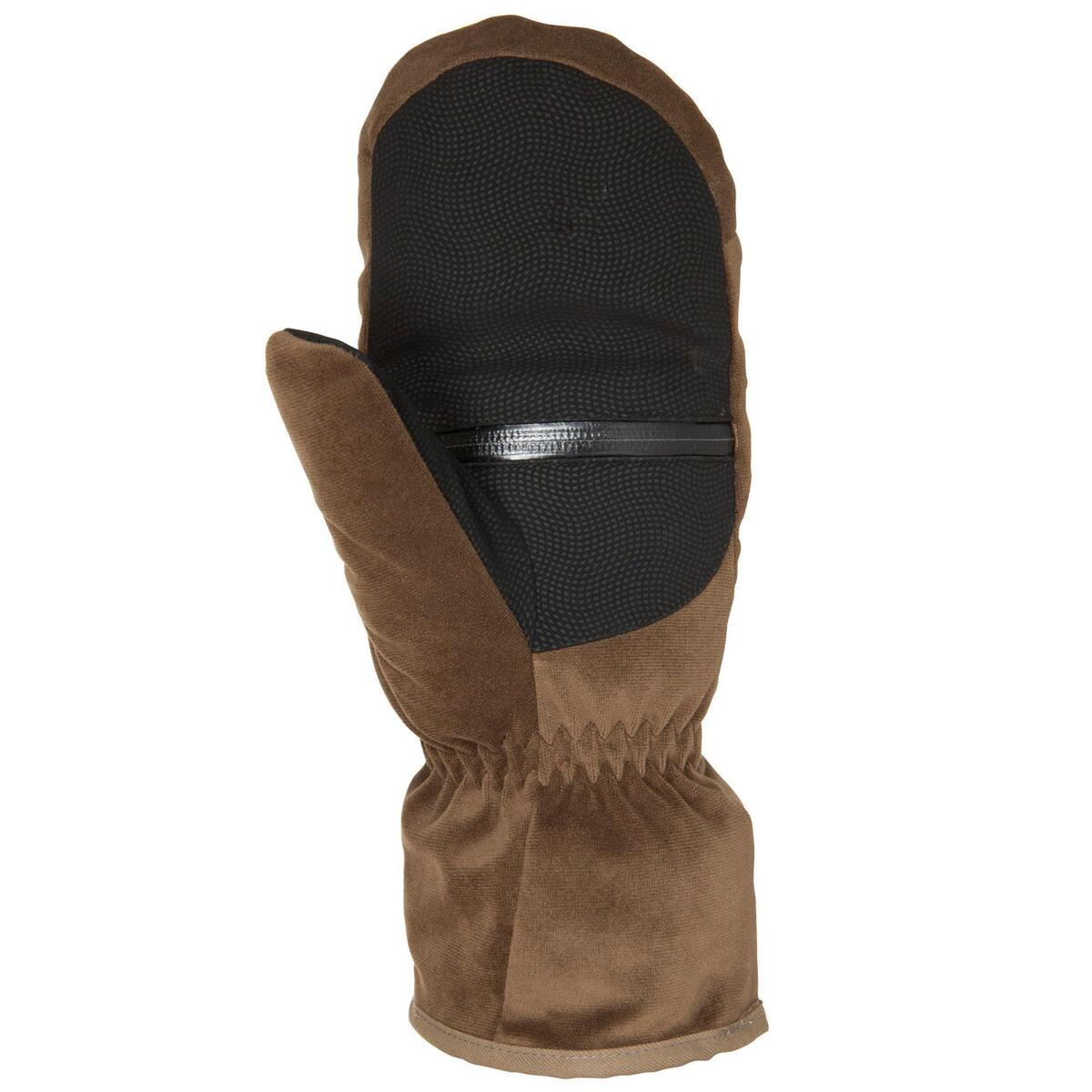 Bild 2 von Jagd-Handschuhe Toundra 500 braun