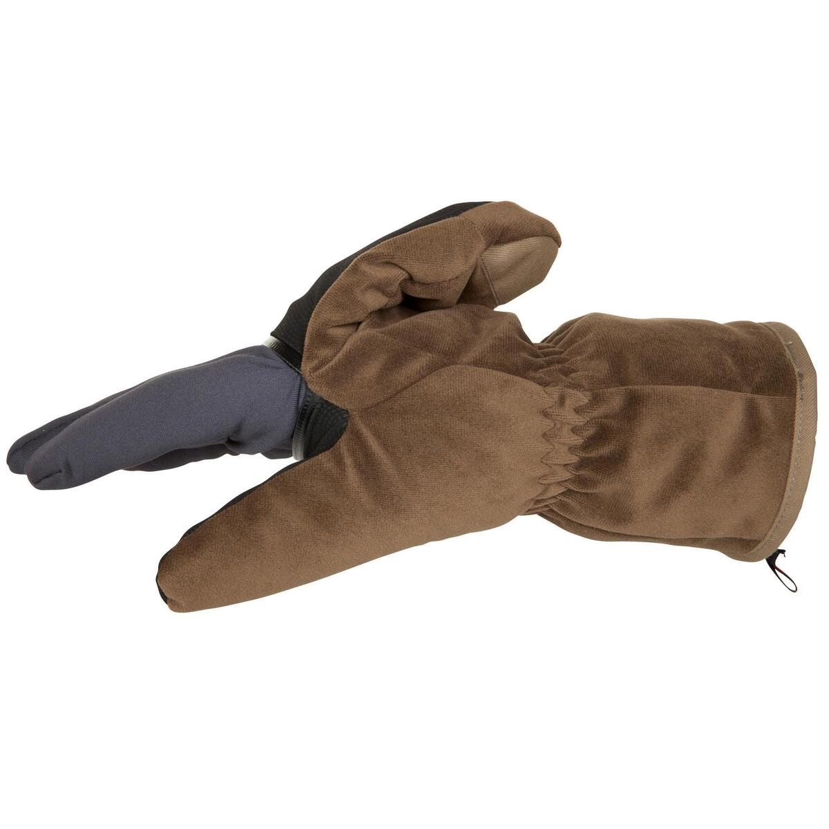 Bild 4 von Jagd-Handschuhe Toundra 500 braun