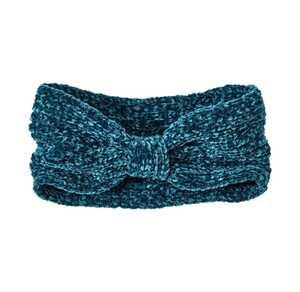 Damen-Stirnband aus samtigem Chenille