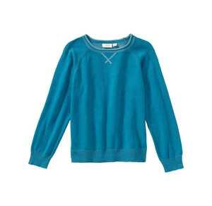 Jungen-Pullover mit Strickdesign