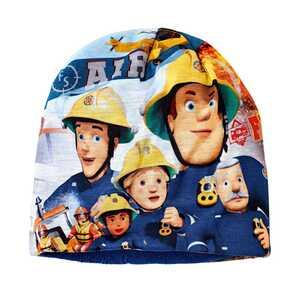 Feuerwehrmann Sam Jungen-Mütze