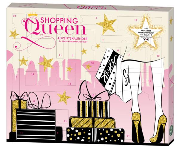 """Frauen Beauty Adventskalender """"Shopping Queen"""""""