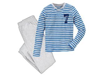 alive®  Frottee-Schlafanzug