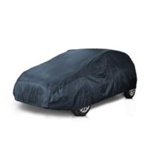 Autoabdeckung, KFZ Ganzgarage aus hochwertigem Polyester-Nylon, Größe S