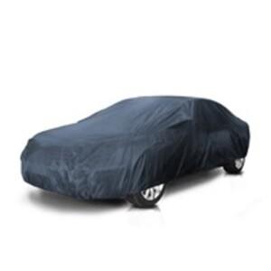 Autoabdeckung, KFZ Ganzgarage aus hochwertigem Polyester-Nylon, Größe XL
