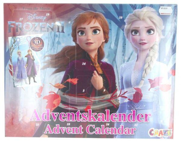 Adventskalender - Die Eiskönigin 2 - 2019