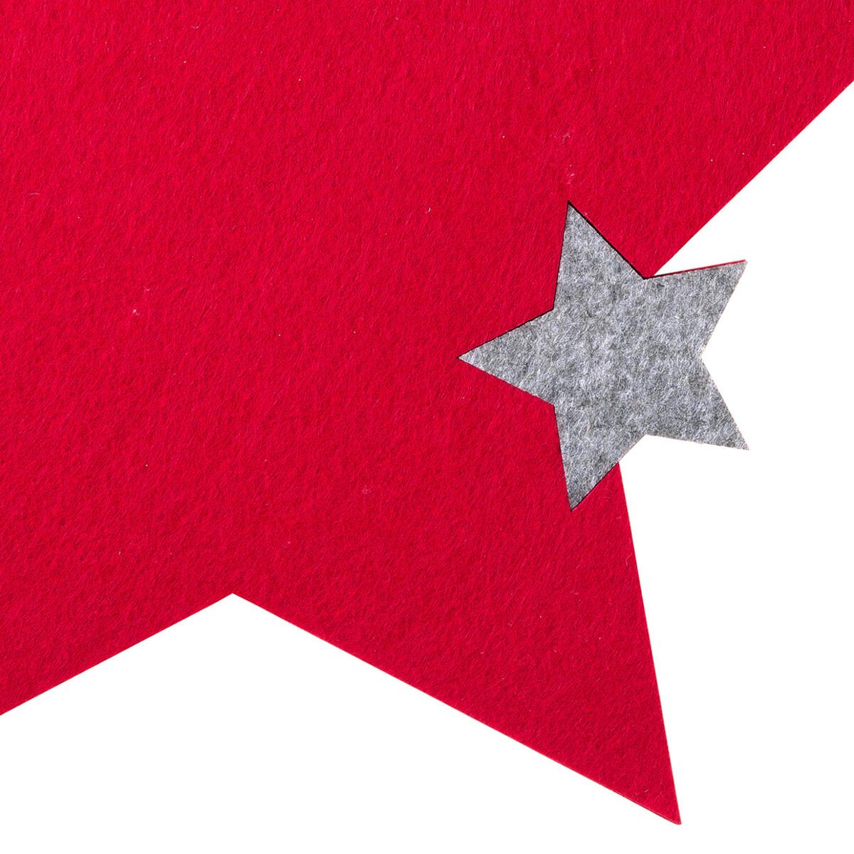 Bild 2 von Platzset in Sternform