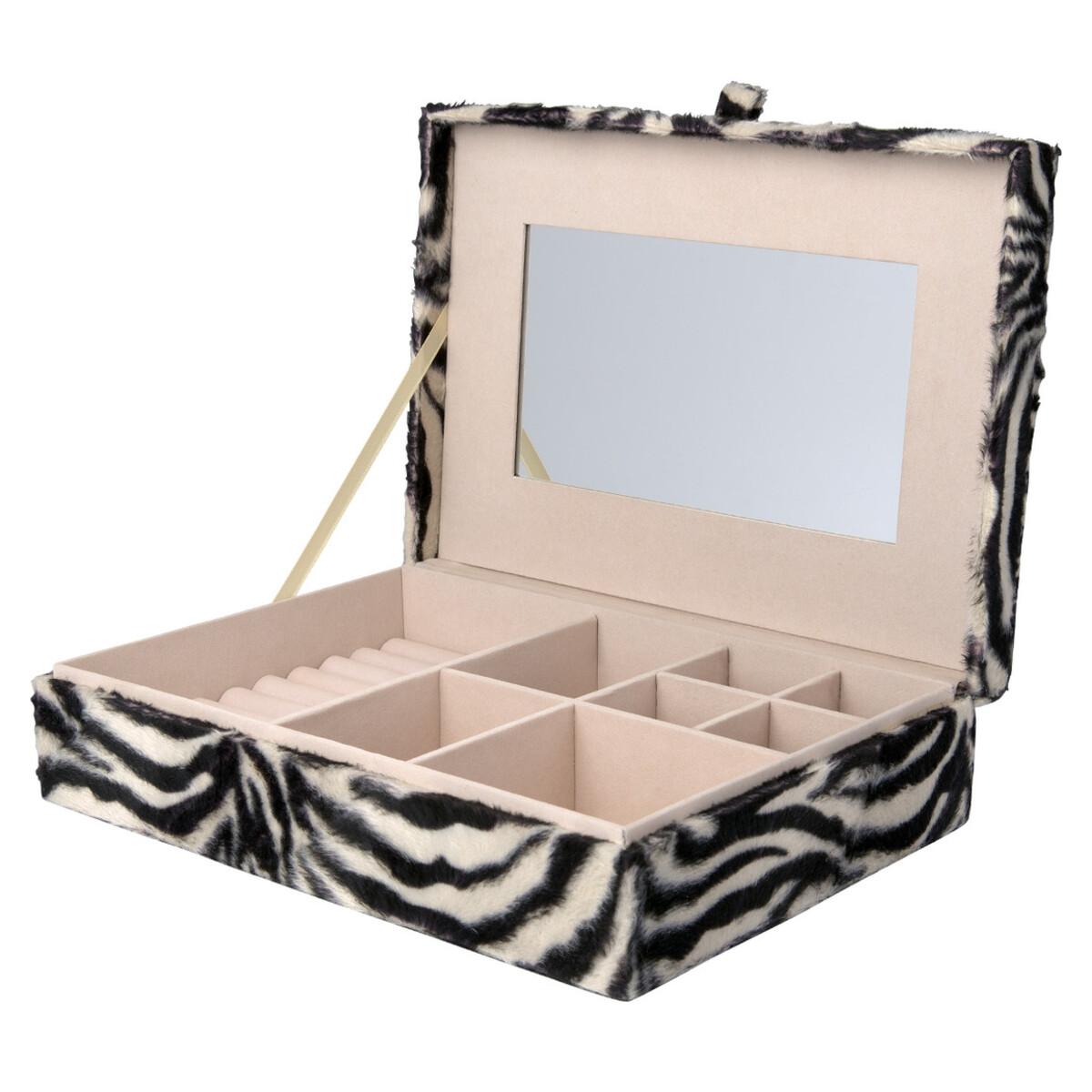 Bild 1 von Schmuckbox im Zebra-Look