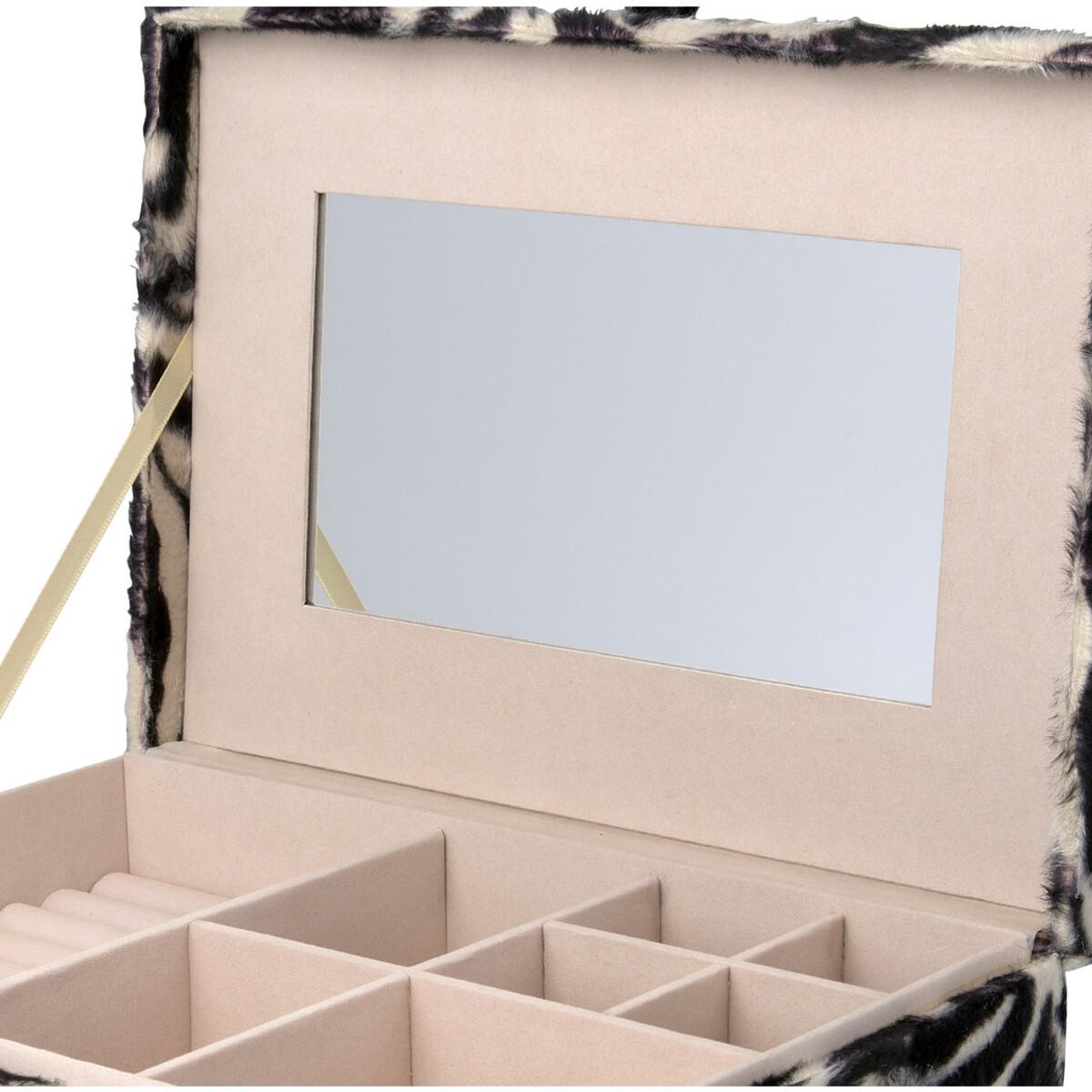 Bild 2 von Schmuckbox im Zebra-Look